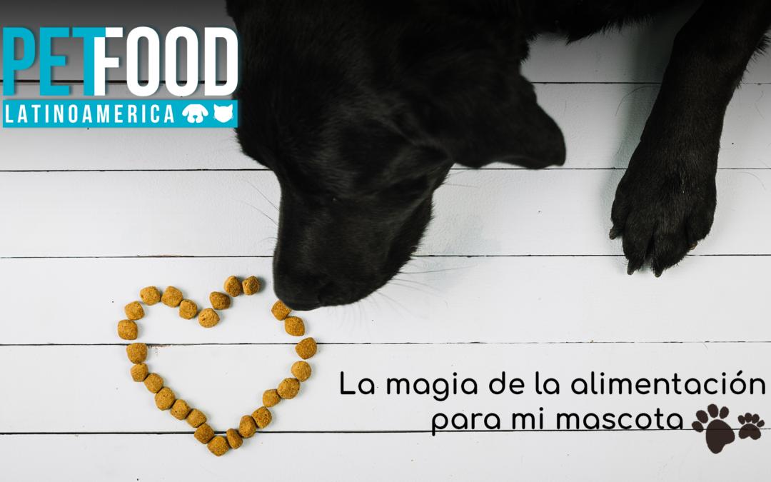Mi Mascota: La magia de la alimentación