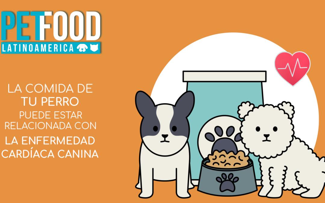La comida de tu perro puede estar relacionada con la enfermedad cardíaca canina