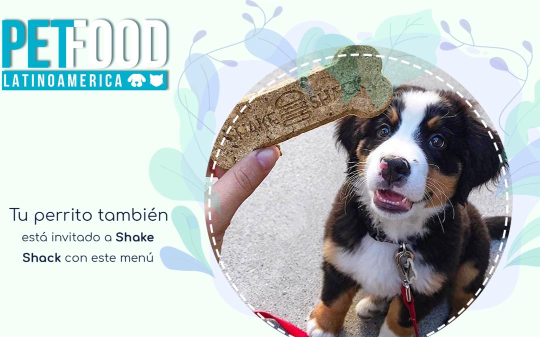 Tu perrito también está invitado a Shake Shack con este menú.