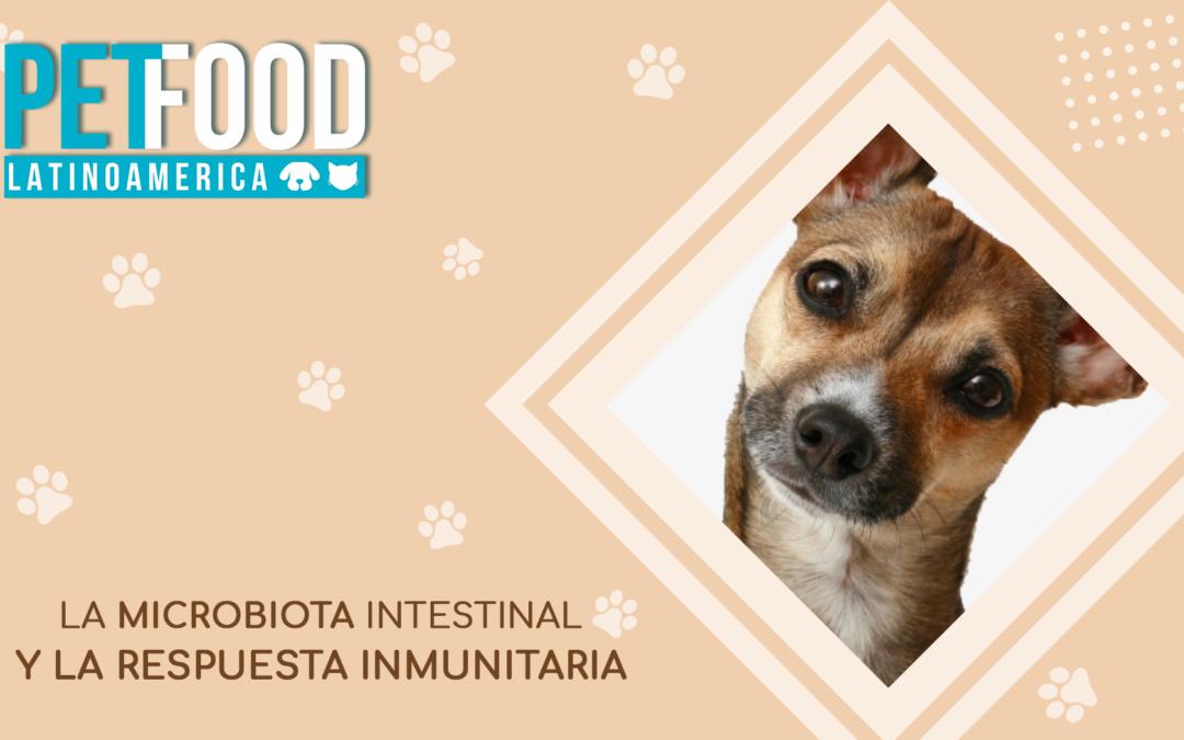 La microbiota intestinal y la respuesta inmunitaria: estrategias nutricionales para reforzar las defensas naturales de las mascotas.
