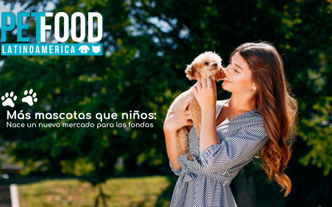 Más mascotas que niños: nace un nuevo mercado para los fondos.