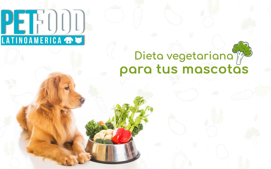 Dieta Vegetariana para tus mascotas.