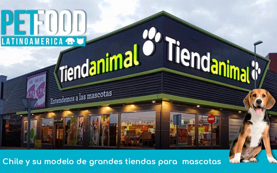 Millonaria familia peruana instalará en Chile su modelo de grandes tiendas para mascotas