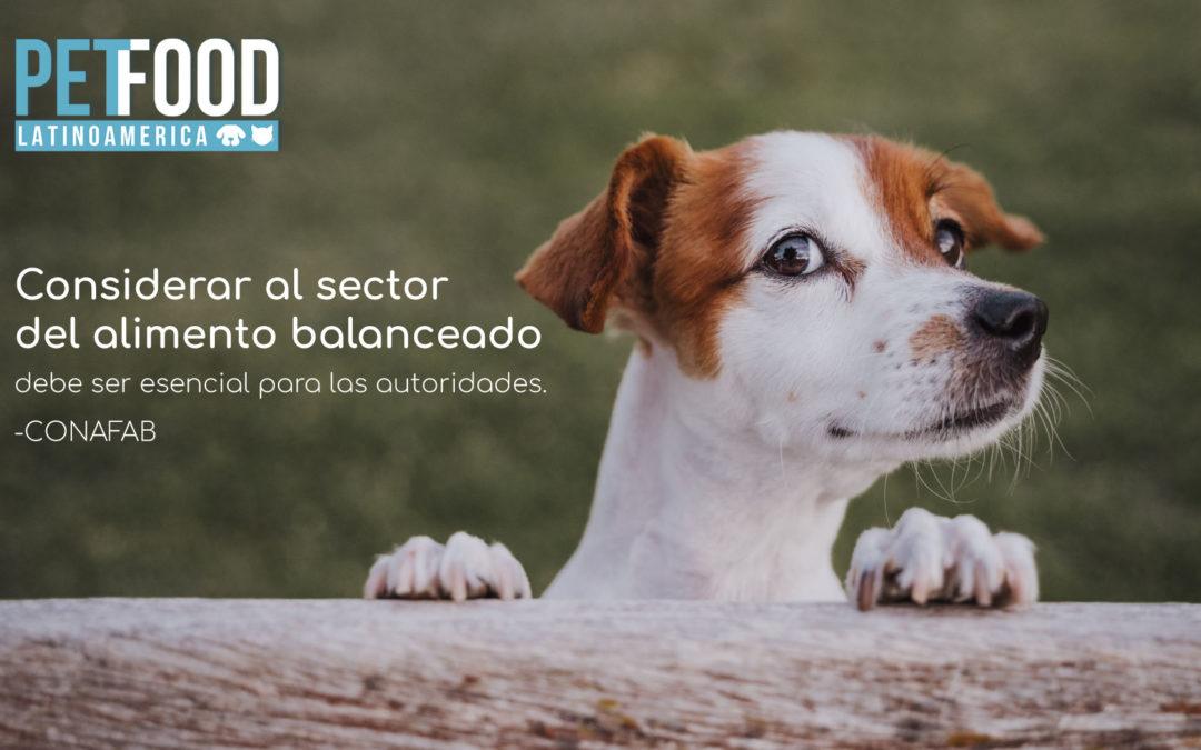 Considerar al sector del alimento balanceado debe ser esencial para las autoridades.- CONAFAB