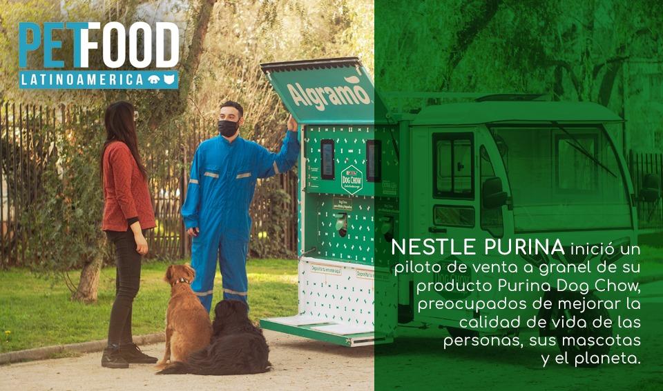 NESTLÉ PURINA impulsa innovador proyecto piloto de sustentabilidad para venta en envases reutilizables