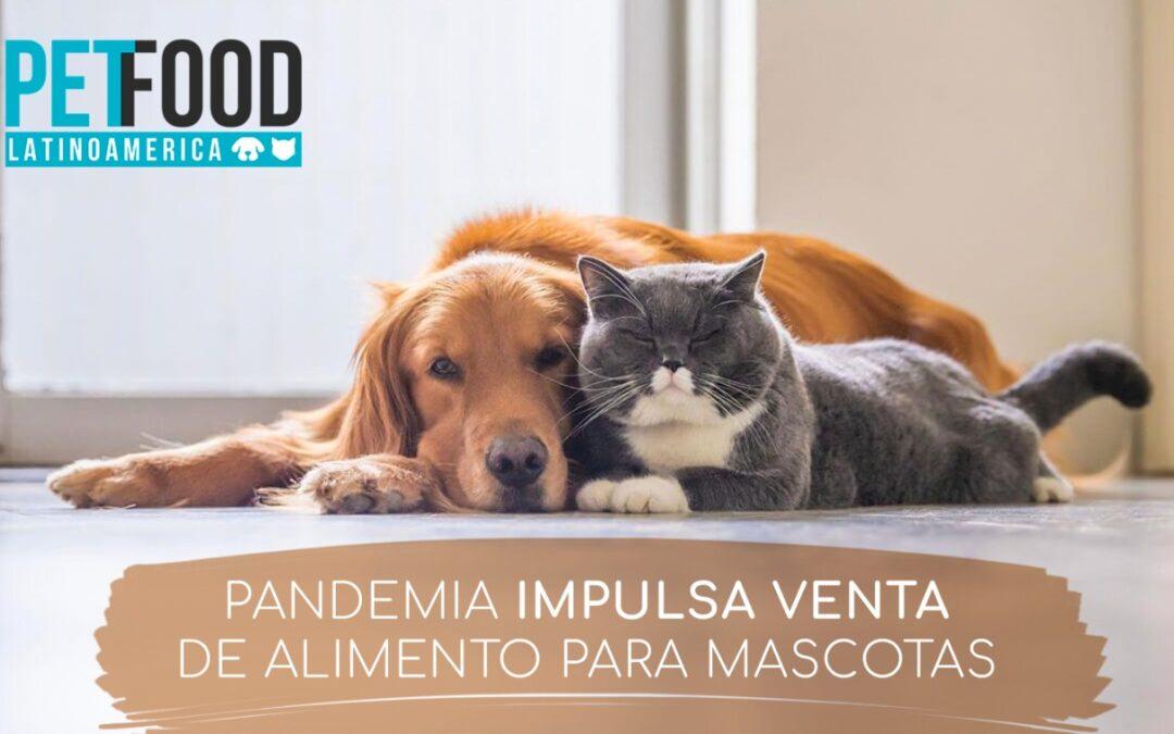 El mercado de alimento para mascotas ha crecido en México